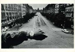 Tchécoslovaquie 1968 (l'invasion De Prague) Par Josef Koudelka - Fotografie