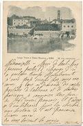 Pionniere Lungo Tevere E Cloaca Masima Roma  26, Tip. Pistolesi  Ferrovia 1901 - Autres