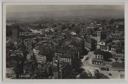 Lausanne - Vue Generale - Photo: A. Metzger No. 497 - VD Waadt