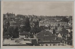 Lausanne - Vue Generale - Photo: O. Sartori No. 540 - VD Vaud