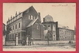 Givry - Vue Du Pensionnat - 1913 ( Voir Verso ) - Quévy