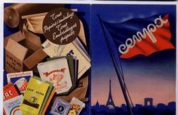 PUBLICITE  SOCIETE CENTRALE DES USINES A PAPIER CEMPA - Imprenta & Papelería