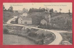 Les Avins-Condroz - Panorama Et Pont Sur Le Hoyoux  -1910 ( Voir Verso ) - Clavier