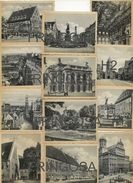 AUGSBURG: Vintage 12 View Cards - Other Collections