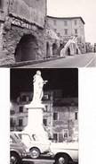 PALESTRINA - ROMA  LOTTO DI DUE FOTO DEL 1972  CON DIDASCALIA - Lieux