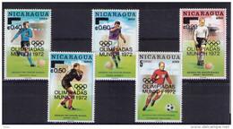 NICARAGUA Olympic Games Munich - Ete 1972: Munich