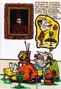 CPM Artiste JIHEL Tirage Limité Numéroté , 8 Ex. OPIUM, ABSINTHE, Mitterand Siam. RARE - Illustrateurs & Photographes