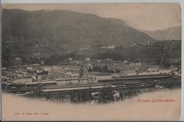 Chiasso-Gotthardbahn - Photo: E. Goetz No. 1348 - TI Tessin