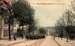 FONTENAY-aux-ROSES - Avenue De Sceaux - Fontenay Aux Roses
