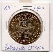 Lyon - 69 : Cathédrale St-Jean (Monnaie De Paris - 2009) - Monnaie De Paris