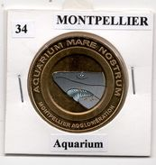 Montpellier - 34 : Aquarium Mare Nostrum (Monnaie De Paris) - Monnaie De Paris