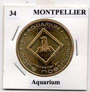 Montpellier - 34 : Aquarium Mare Nostrum (Monnaie De Paris - 2016) - 2016