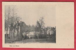 Ham Sur-Heure ... Aucune Dénomination ... Le Château -1933 ( Voir Verso ) - Ham-sur-Heure-Nalinnes