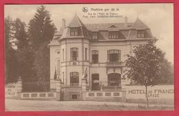 Hastière Par De Là - Vue De L'Hôtel  - Prop. Félix Turbaux-Bauwens ( Voir Verso ) - Hastière