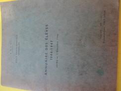 Annuaire Des éléves/AMDG/Ecole Ste Geneviéve / Versailles  / 1946-1947       CAH164 - Boeken, Tijdschriften, Stripverhalen