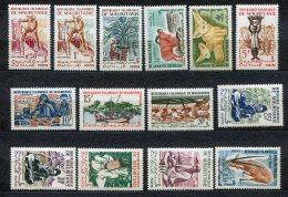 3383  MAURITANIE   N° 140/53**  1960-61   Activités Traditionnelles Et Animaux Divers  SUPERBE - Mauritania (1960-...)