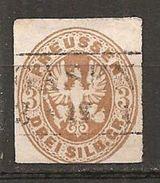 Preussen 1861 // Michel 18 O (kb4/1) - Prusse
