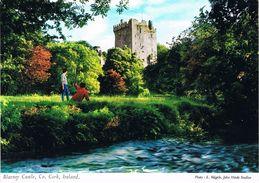 24914. Postal CORK (Irlanda) Blarney Castle - Cork