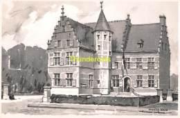 ILLUSTRATEUR HERMAN VERBAERE  SINT GILLIS WAAS  ( KAART 18 Cm X 11,5 Cm , Blanco Ommezijde ) - Sint-Gillis-Waas