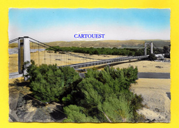 CPSM 04 MANOSQUE : Pont Sur La Durance - Manosque