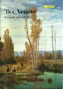 """ITALIA 2004 - FOLDER - ´800 VENETO - SOTTOFACCIALE - Cat. 10 € + Omaggio Chiudilettera """"Milanofil 2013/14"""" - 6. 1946-.. Repubblica"""
