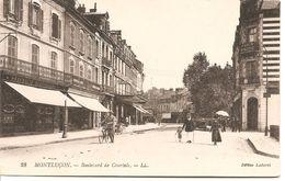 MONTLUCON - Boulevard De Courtais - Montlucon