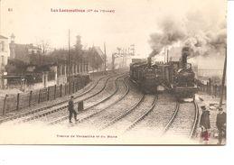 Train  De Versailles Et Du Mans - Materiale
