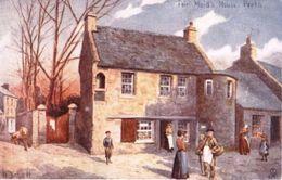 D. Small - The Fair Maid's House At Perth In  Scotland     -  6678 - Tuck, Raphael