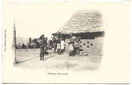 AFRIQUE - Porteuses D'eau Nègres - Cartes Postales