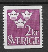 1939-69 MNH  Sweden, 3-crowns  Postfris** - Zweden