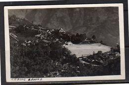 Tibet Private Photo Card LEBONG, Border With Tibet, Around 1920 (t132 - Tibet