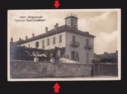 Borgovercelli - Vercelli - Caserma Reali Carabinieri - DIFETTI, Leggi Descrizione - Vercelli