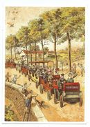 CPM 16 - Jouet Train Renard Vers 1900 - Collection Philippe Moro - Centenaires Edition - Other