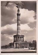 AK Berlin - Siegessäule - Werbestempel Ausstellung Das Sowjet-Paradies - 1942  (29588) - Tiergarten