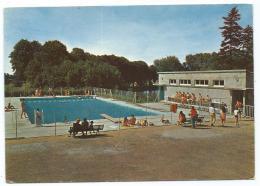 CP ST SAINT BENIN D'AZY, LA PISCINE, NIEVRE 58 - Frankreich