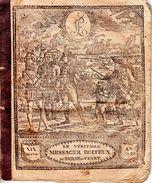 1822 / Le Véritable Messager Boiteux De Berne Et De Vevey / Suisse / Vaud / Almanach / - Other