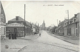Inchy NA1: Route Nationale 1919 - Autres Communes