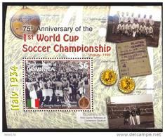 DOMINICA   2553  MNH FOOTBALL-SOCCER 2006  FIFA - Fussball