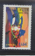 2002 - TIMBRE NEUF - Personnages Célèbres - Grands Interprètes De Jazz - DUKE ELLINGTON - N° YT : 3502 - France