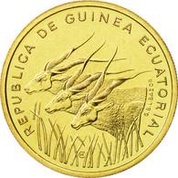 Equatorial Guinea, 25 Francos, 1985, FDC, Aluminum-Bronze, KM:E29 - Guinea Equatoriale