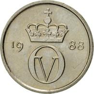 Norvège, Olav V, 10 Öre, 1988, SUP, Copper-nickel, KM:416 - Norvège