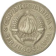 Yougoslavie, 10 Dinara, 1981, TTB, Copper-nickel, KM:62 - Yugoslavia