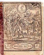 1824 / Le Véritable Messager Boiteux De Berne Et De Vevey / Suisse / Vaud / Almanach - Other