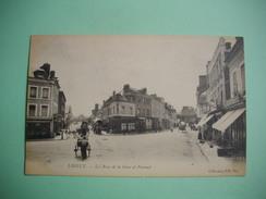 LISIEUX  -  14  -  Les Rues De La Gare Et Fournet   -  CALVADOS - Lisieux