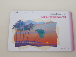 HAW-33 Complimentary Card-balck Arrow,mint - Hawaii