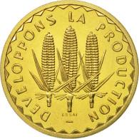 Monnaie, Mali, 100 Francs, 1975, FDC, Nickel-brass, KM:E2 - Mali (1962-1984)