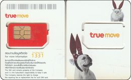 Thailand  Phonecard GSM Card TRUE Mint - Thaïland