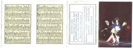 CALENDRIER DE POCHE ADMR BASSIN MINIER HAUTE LOIRE 1986 - Calendarios