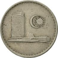Malaysie, 10 Sen, 1981, Franklin Mint, TTB, Copper-nickel, KM:3 - Malaysie