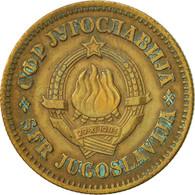 Yougoslavie, 50 Para, 1965, TTB, Laiton, KM:46.1 - Yugoslavia